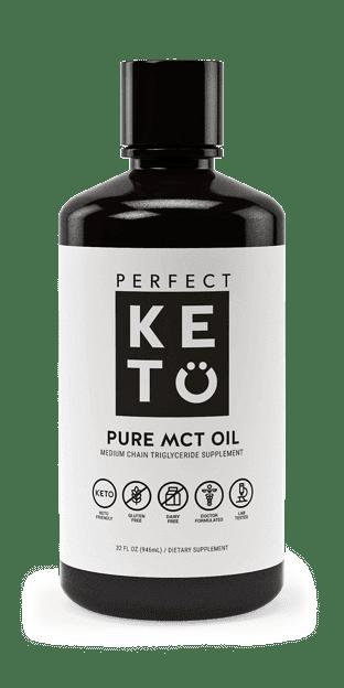 Perfect Keto: MCT Pure Oil