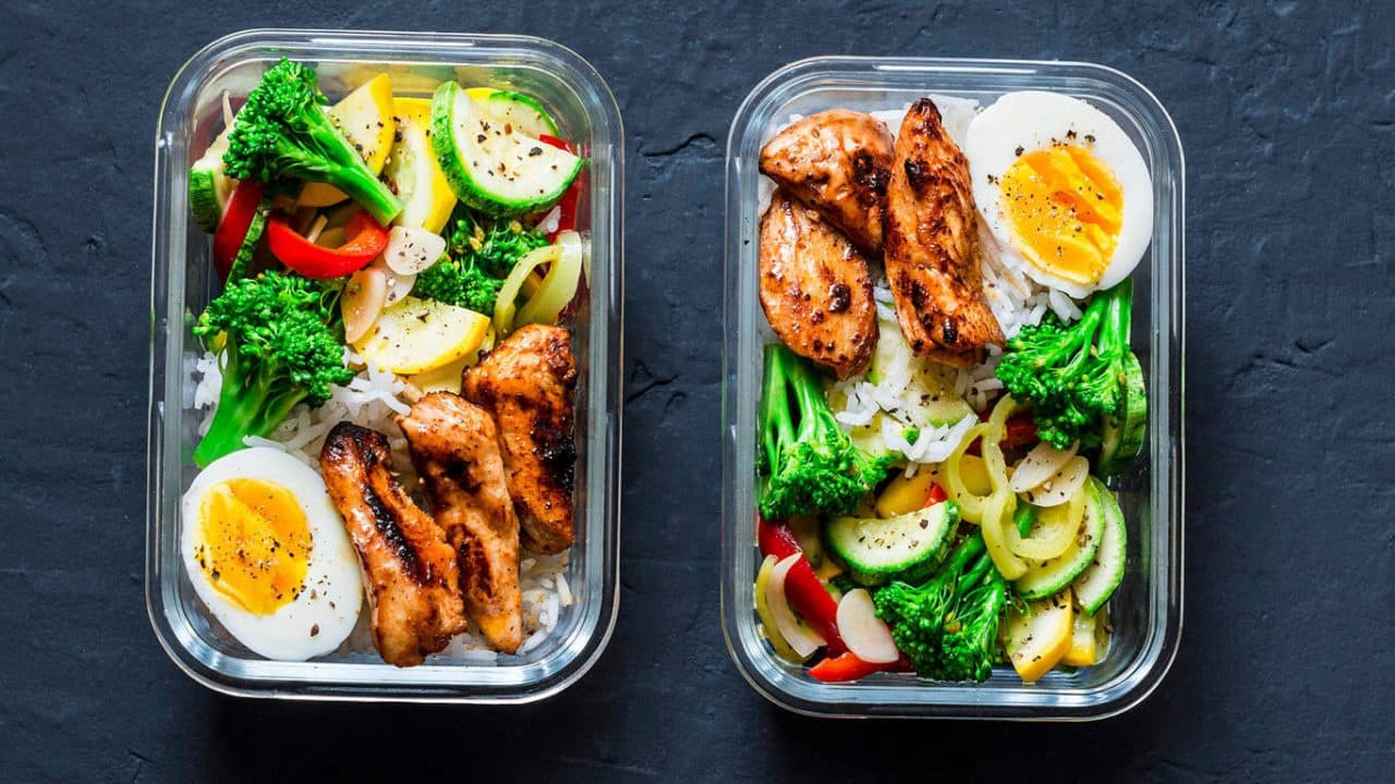 Plan Meals to Lose Weight