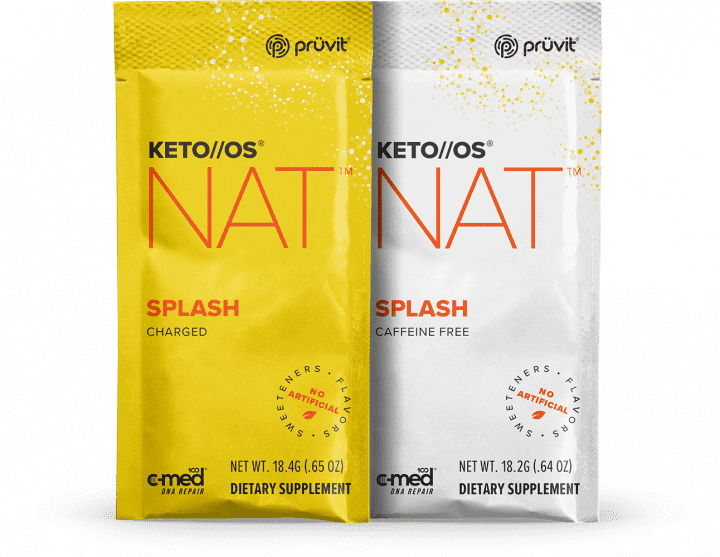 Pruvit Keto OS NAT (Splash Flavor)