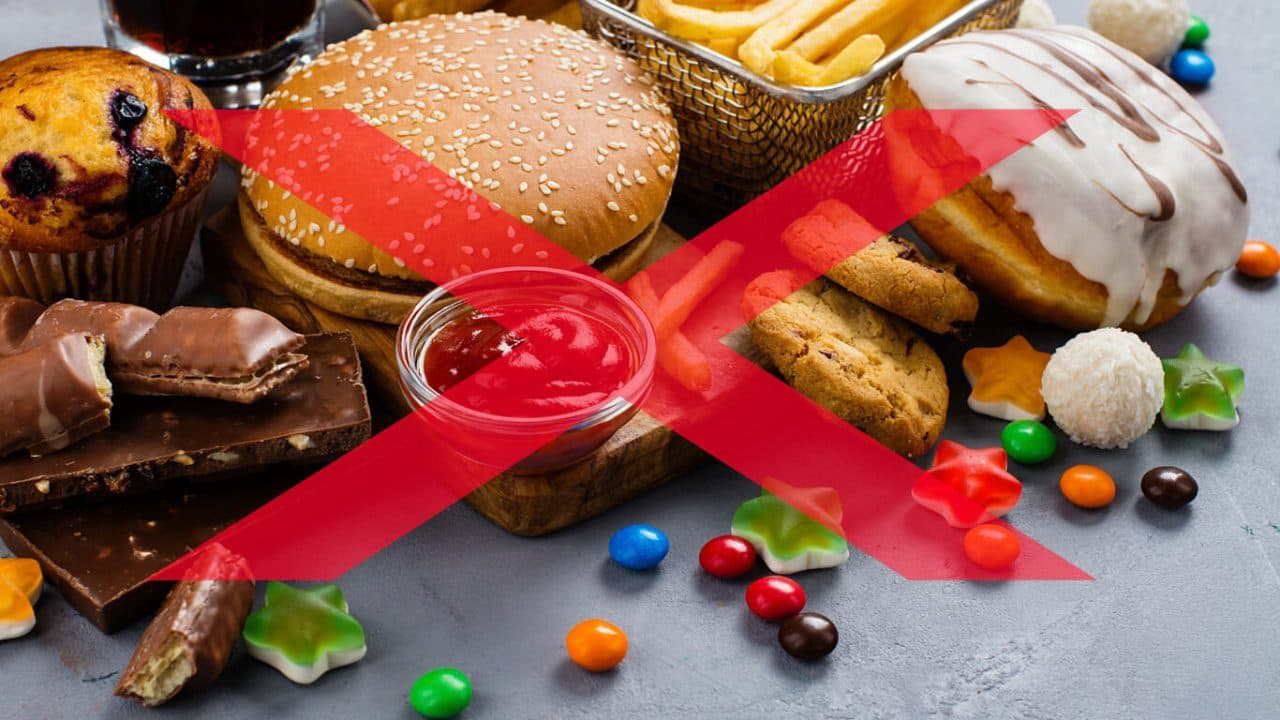 Avoid Processed Foods to Lose Weight