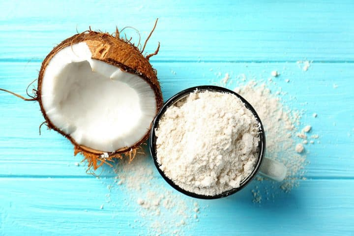 Coconut low carb flour