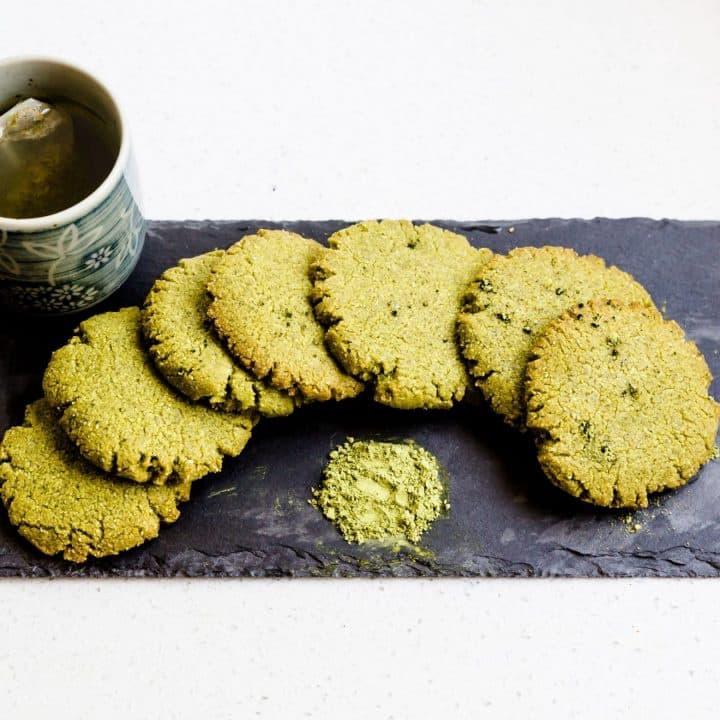 Keto desserts for foodies matcha cakes