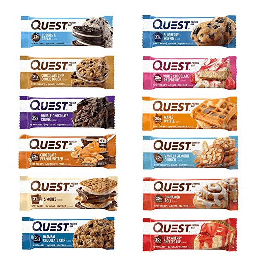 Quest Keto Protein Bars