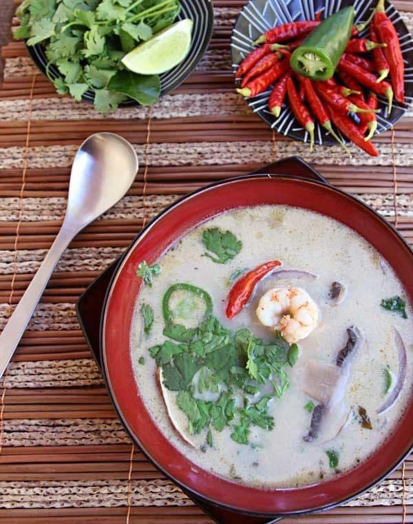 Thai-Coconut-Soup
