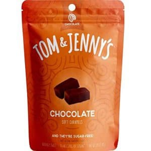 Tom Jennys Low Carb Caramel