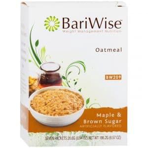 BariWise oatmeal