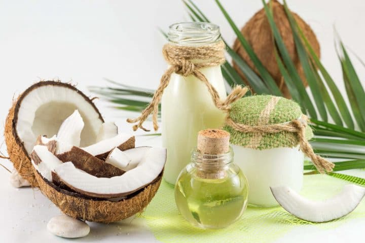 Coconut Oil: Source of MCTs