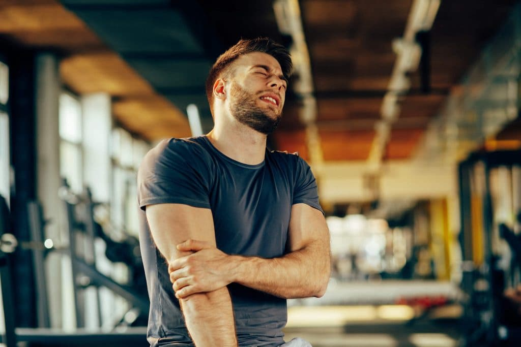 Keto Flu Causes Muscle Soreness