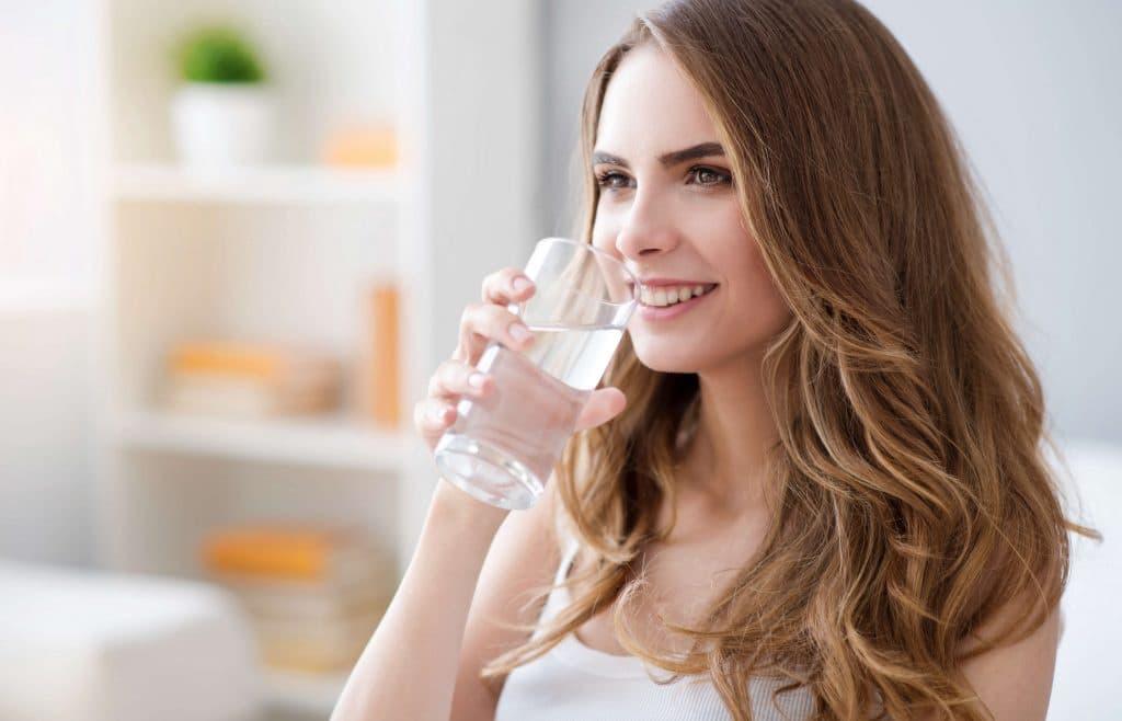 Drinking Plenty of Water Can Reduce Keto Flu