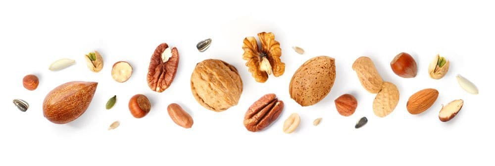 Keto nuts snacks