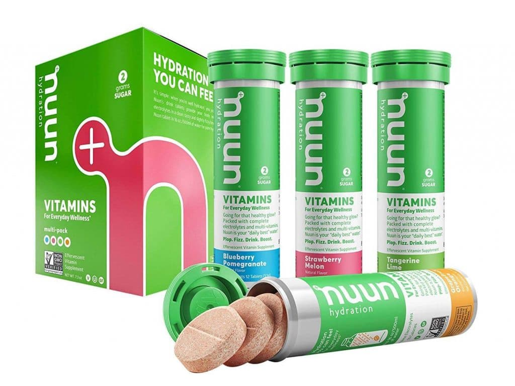 Nuun Hydration - Supplement With Keto Vitamins