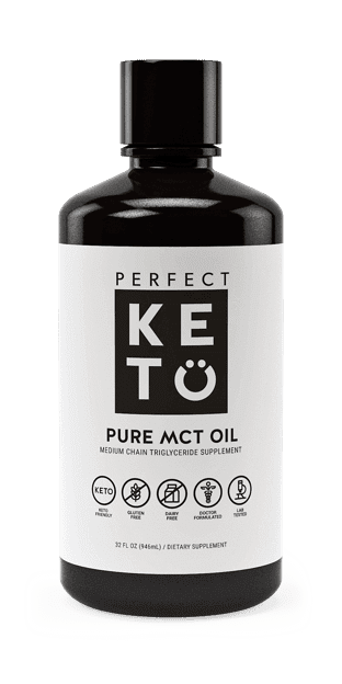 Perfect Keto Pure MCT Oil