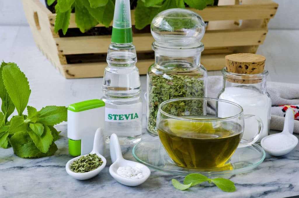 Keto Sweeteners: Stevia