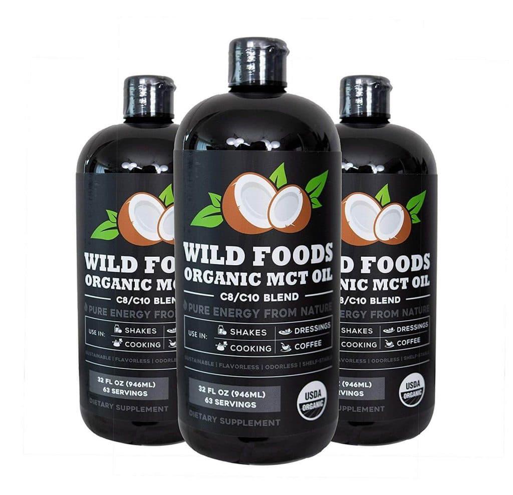Wild Foods Organic MCT Oil