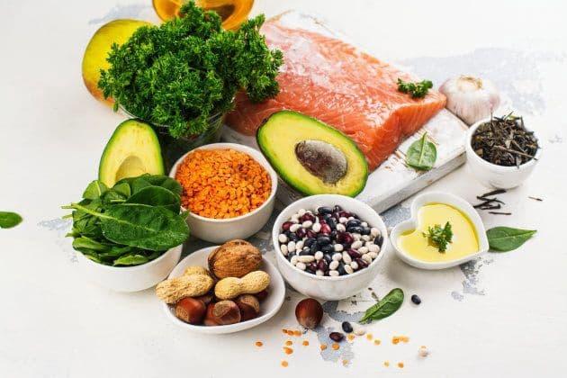 keto vs low carb foods