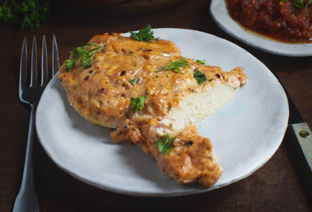 Easy keto chicken for dinner