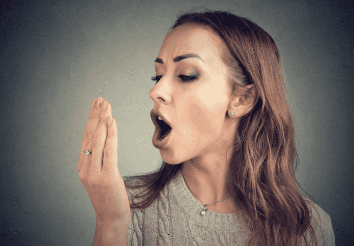 Bad Breath - Keto Diet Side Effect