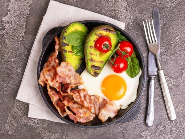 Keto recipes - breakfast