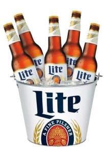 Miller-lite Low Carb Beer