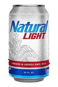 Natural light Low Carb Beer