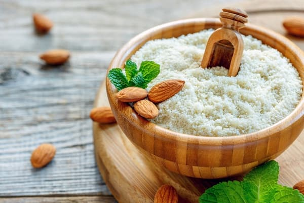 Almond meal - low carb flour