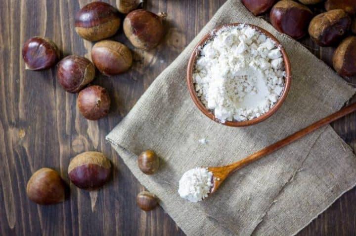 Chestnut low carb flour