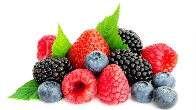 Low carb berries