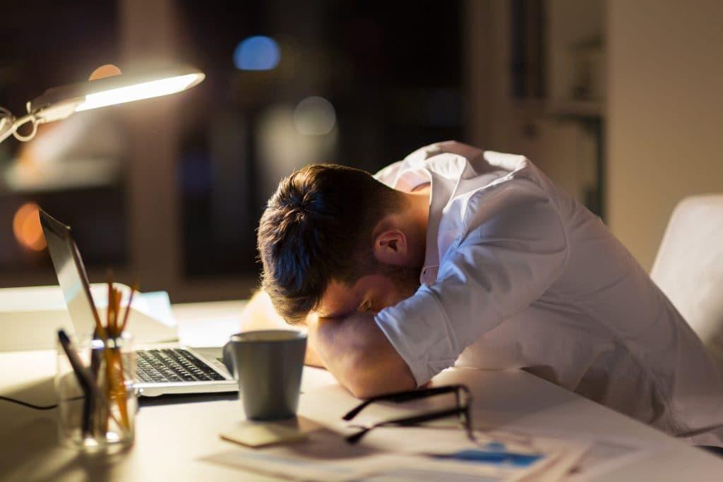 Keto Flu Causes Fatigue