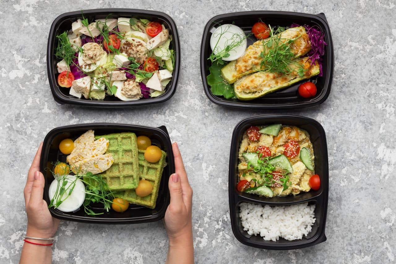 Keto lunch ideas for work