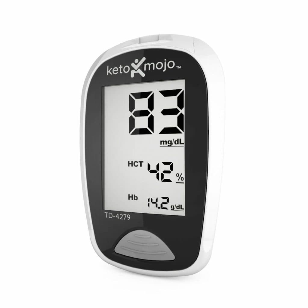 Keto Mojo Ketone Meter