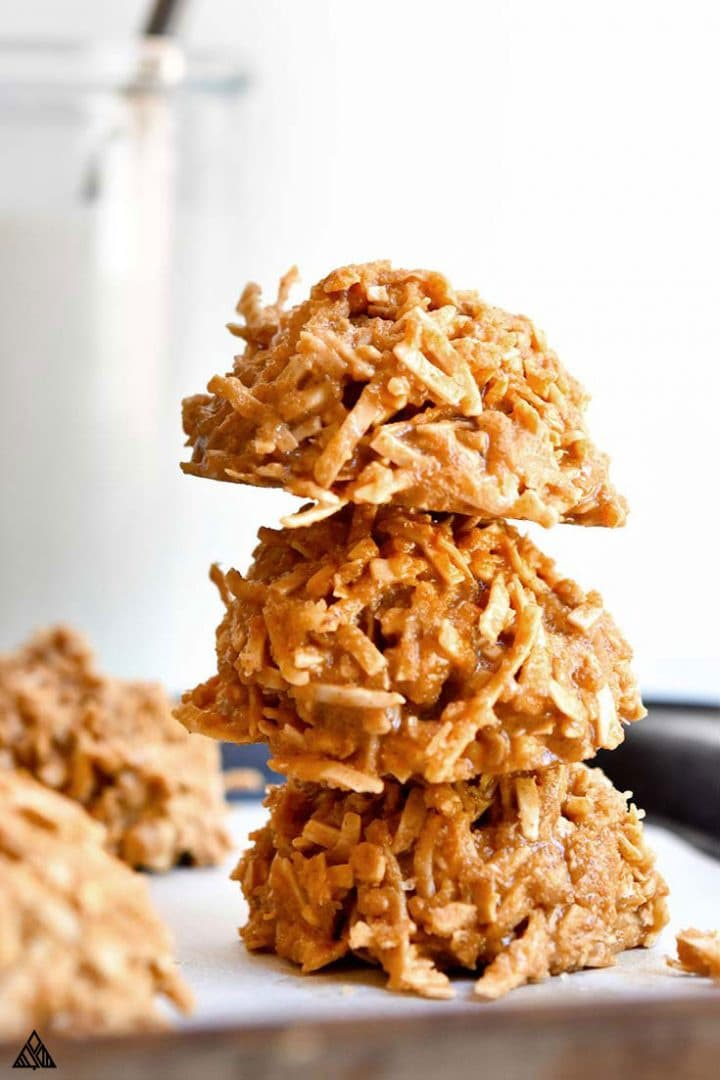 Keto Desserts Coconut Cookies