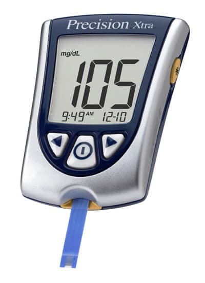 Precision Xtra Glucose and Ketone Meter