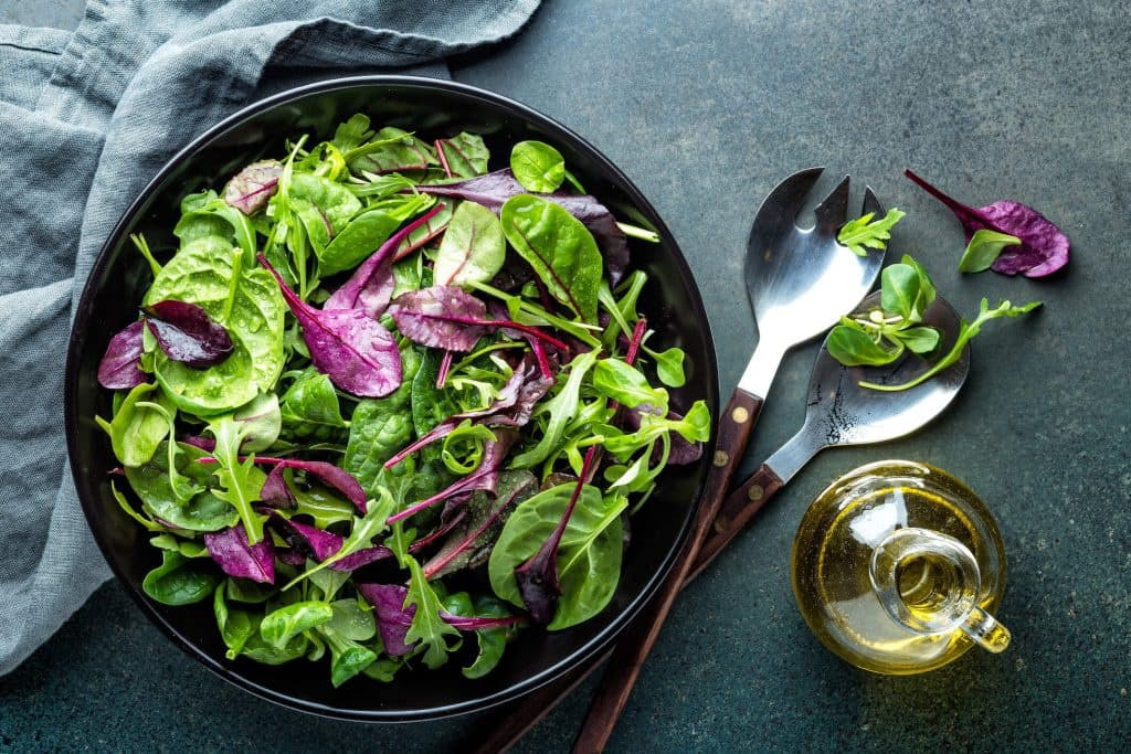 MCT as Salad Dressing