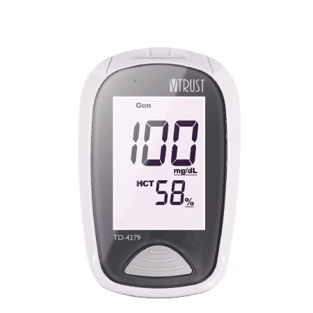 Generic TaiDoc Ketone Meter TD-4279