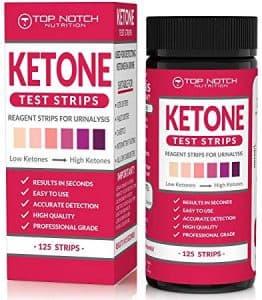 Testing for ketonuria