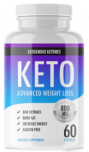 Keto Advanced Bottle