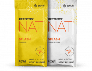 Pruvit Keto OS NAT Splash Packet